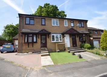 Thumbnail 2 bed terraced house to rent in Woodstock Close, Hedge End, Southampton