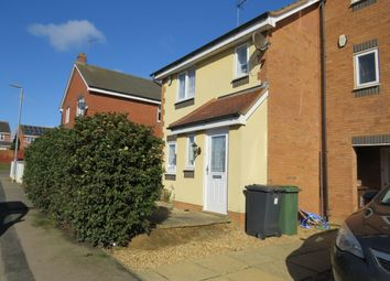 Thumbnail 3 bed detached house to rent in Violet Close, Corby