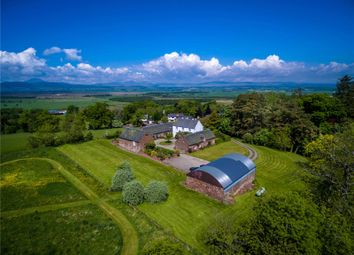 Thumbnail 5 bed property for sale in Shirgarton Farmhouse, Fore Road, Kippen, Stirling