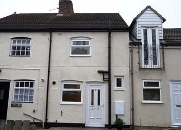 Thumbnail 1 bed terraced house to rent in Pitts Yard, Millgate, Selby