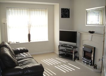 Thumbnail 1 bed flat to rent in Bispham Road, Bispham