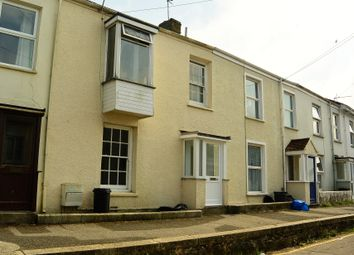 Thumbnail 5 bed terraced house to rent in Wellington Terrace, Falmouth, Cornwall