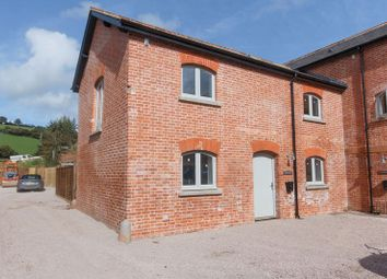 Thumbnail 2 bed property for sale in Livingshayes, Silverton, Exeter