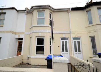 Thumbnail 3 bed terraced house for sale in Lyndhurst Road, Worthing, West Sussex