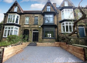 Thumbnail 5 bedroom terraced house for sale in Ecclesall Road South, Sheffield
