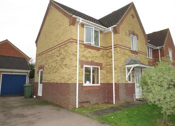 Thumbnail 3 bedroom detached house for sale in Association Way, Dussindale, Norwich