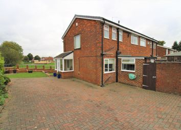 Thumbnail 3 bed semi-detached house for sale in Lambton Lea, Shiney Row, Houghton Le Spring