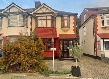 3 bed semi-detached house for sale in Hathaway Gardens, Chadwell Heath, Romford RM6