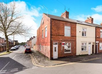 Thumbnail 4 bed end terrace house for sale in St. Michaels Street, Sutton-In-Ashfield, Nottinghamshire, Notts