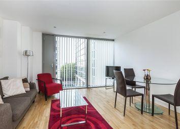 Thumbnail 1 bedroom flat for sale in Landmark East Tower, 24 Marsh Wall, London