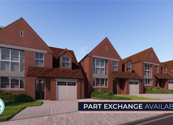 Thumbnail 3 bed detached house for sale in The Brocket - Plot 19, The Rise, Halloughton Road, Southwell