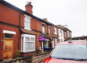 Thumbnail 3 bed terraced house for sale in South Oak Street, Burton-On-Trent