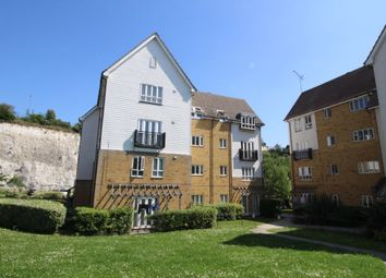 Thumbnail 2 bed flat for sale in Waterside, Northfleet, Gravesend