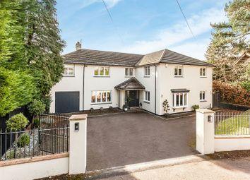 Thumbnail 6 bed detached house for sale in Holmewood Ridge, Langton Green, Tunbridge Wells