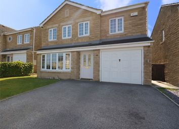 Thumbnail 4 bed detached house for sale in Thorgrow Close, Fenay Bridge, Huddersfield, West Yorkshire