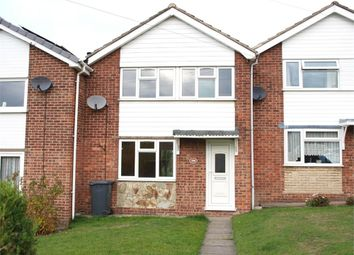 Thumbnail 3 bed terraced house for sale in Oxford Street, Church Gresley, Swadlincote, Derbyshire