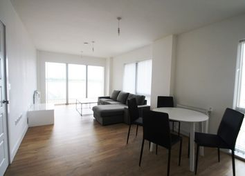 Thumbnail 2 bed flat to rent in Magellan Boulevard, Royal Docks, London