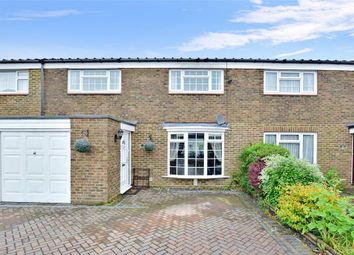 Thumbnail 4 bed terraced house for sale in Biggin Close, Southgate, Crawley, West Sussex