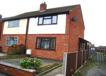 Thumbnail 2 bed semi-detached house for sale in Rowan Grove, Potters Green, Coventry