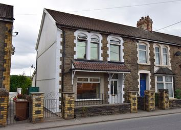Thumbnail 3 bed end terrace house for sale in Shingrig Road, Nelson, Treharris
