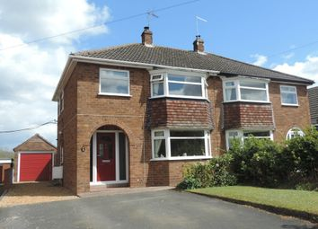 Thumbnail 3 bed semi-detached house for sale in Cowley Lane, Gnosall, Stafford