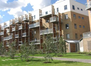 Thumbnail 1 bed flat to rent in Bailey House, Rustat Avenue, Cambridge