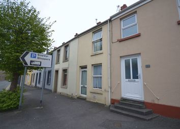 Thumbnail 2 bedroom terraced house for sale in St. Catherine Street, Carmarthen