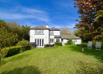 Thumbnail 4 bed cottage for sale in Cury Cross Lanes, Helston