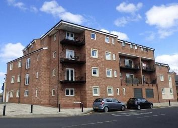Thumbnail 2 bed flat to rent in Wilson Court, Bromley Avenue, Whitley Bay