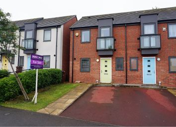 Thumbnail 2 bedroom semi-detached house for sale in Fifth Avenue, Wolverhampton