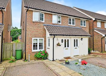 Thumbnail 2 bedroom semi-detached house for sale in Hookwood, Horley