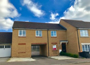 Thumbnail 1 bed flat to rent in Cormorant Way, Leighton Buzzard