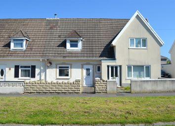 Thumbnail 2 bed terraced house for sale in Llwyn Derw, Fforestfach, Swansea