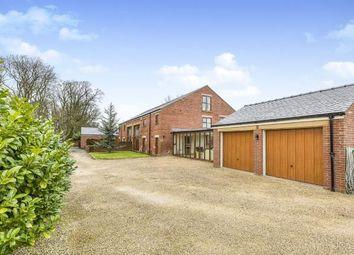 Thumbnail 5 bed barn conversion for sale in Tarnacre Lane, St. Michaels, Preston, Lancashire