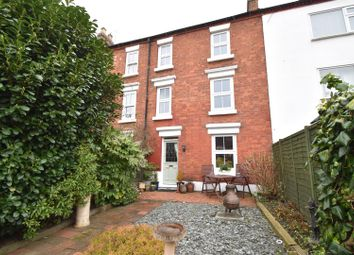 Thumbnail 4 bed terraced house for sale in Diglis Road, Worcester