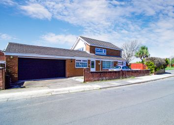 Thumbnail 4 bed detached house for sale in Woodland Place, North Cornelly, Bridgend