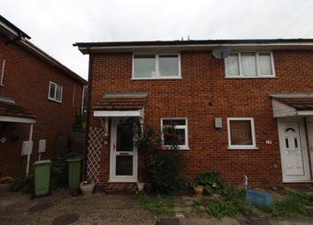 Thumbnail 2 bed end terrace house for sale in Petersham Close, Newport Pagnell, Buckinghamshire