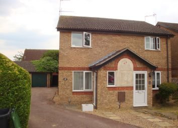 Thumbnail 2 bed semi-detached house for sale in Felton Way, Ely
