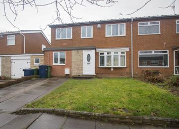 Thumbnail 4 bed semi-detached house for sale in Thornhaugh Avenue, Whickham, Newcastle Upon Tyne