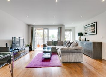 Thumbnail 2 bed flat for sale in Rutherford House, 483 Battersea Park Road, London