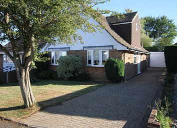 Thumbnail 3 bed semi-detached bungalow for sale in Royston Gardens, St. Margarets-At-Cliffe, Dover