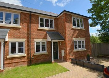 Thumbnail 3 bed semi-detached house for sale in Riverside Court, Waterside, Chesham