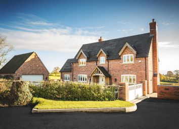 Thumbnail 4 bed detached house to rent in Willows View, Dalbury Lees, Ashbourne, Derbyshire