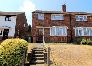 Thumbnail 3 bed semi-detached house for sale in Normandy Way, Erith, Kent