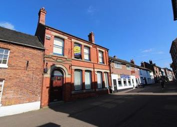 Thumbnail Office for sale in 18 Queen Street, Market Drayton
