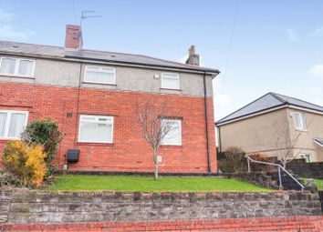 Thumbnail 3 bed semi-detached house for sale in Teilo Crescent, Mayhill