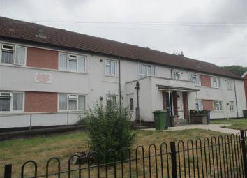 Thumbnail 2 bed flat for sale in Heol Carnau, Caerau, Cardiff