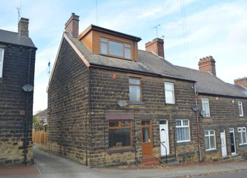 Thumbnail 3 bed end terrace house for sale in Thorncliffe Lane, Chapeltown