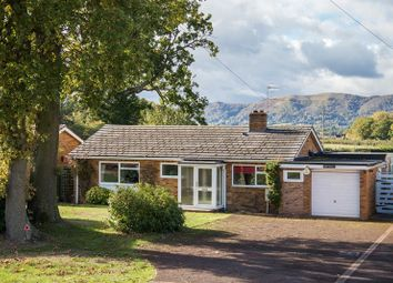 Thumbnail 3 bed bungalow for sale in High Roding, Worcester Road, Hanley Swan, Malvern
