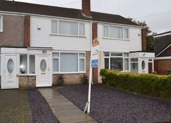 Thumbnail 3 bed terraced house to rent in Hillcrest, Maghull, Liverpool